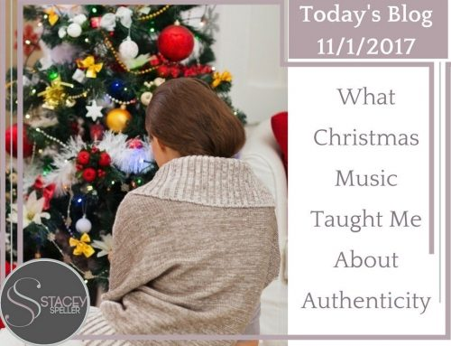 What Christmas Music Taught Me About Authenticity