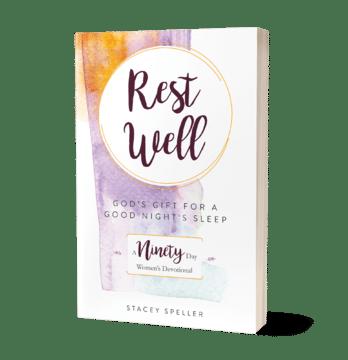 Rest Well Book